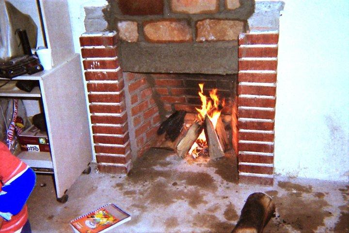 Quienes somos chimeneas baja desde 350 dlls - Como disenar una chimenea de lena ...