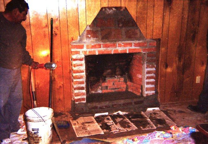 Quienes somos chimeneas baja - Como hacer una chimenea de obra ...