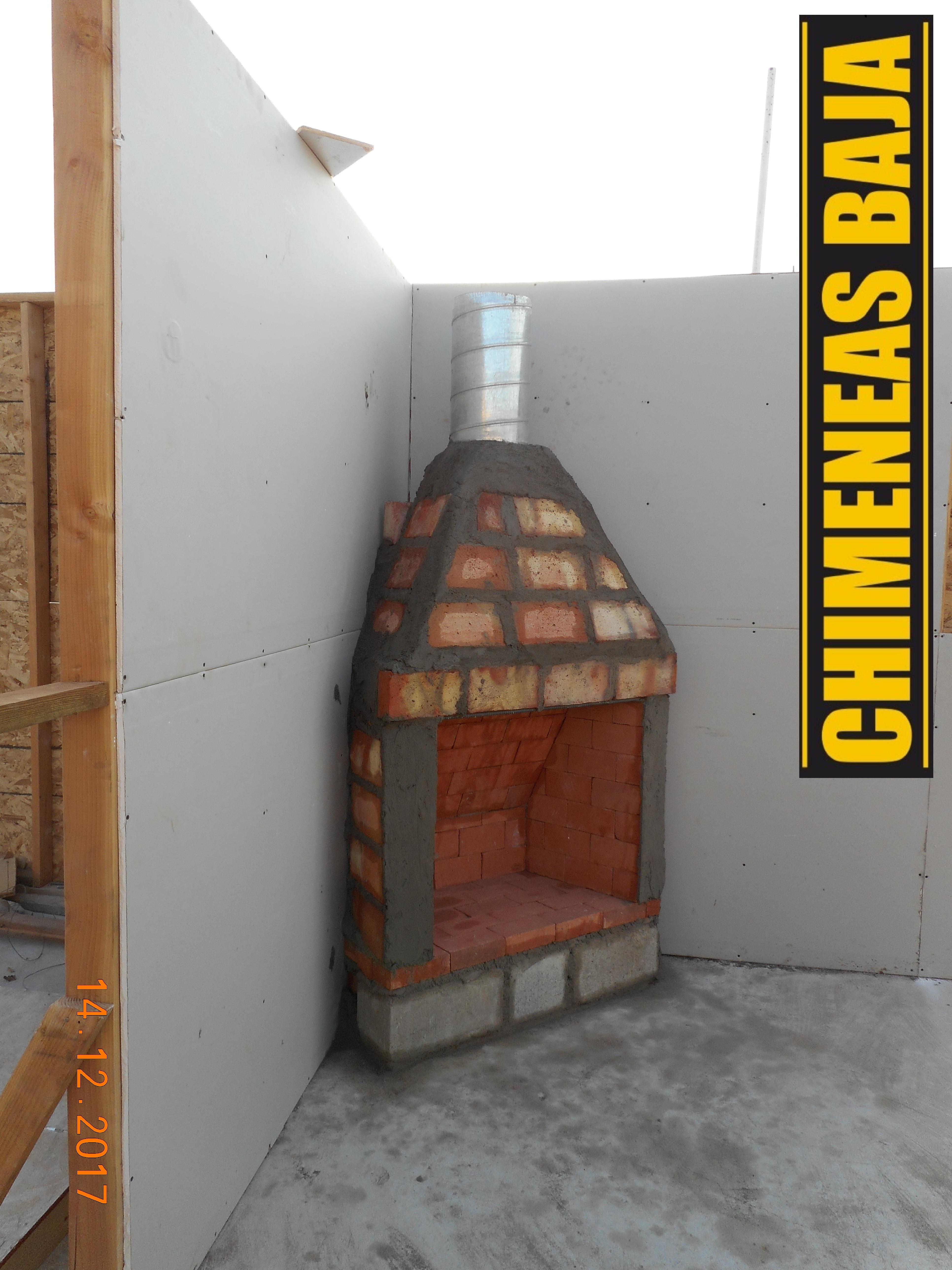 Chimeneas De Obra. Trendy Gallery Of Mejores Ideas Sobre Chimeneas ...